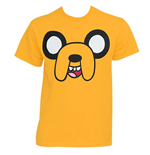 T-Shirt Adventure Time Jake