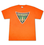 T-Shirt Aquaman Symbol