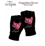Fingerfreie Handschuhe: Wolves Head aus Twilight Eclipse