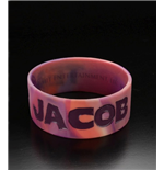 Twilight Breakind Dawn Gummi Armband Team Jacob