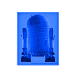 Star Wars DX Silikon Form - R2-D2