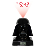 Star Wars projezierender Wecker mit Sound - Darth Vader