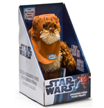 Star Wars Plüsch Figur mit Sound . Wicket - 23cm