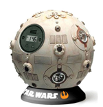 Star Wars Wecker mit Sound - Jedi Training Remote