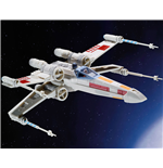 Star Wars EasyKit Modell Bauset 1/57 Luke Skywalker´s X-Wing Fighter - 22cm