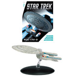 Star Trek Official Starships Collection Magazin mit Modell #01 USS Enterprise NCC-1701-D