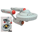Star Trek TOS Minimates Vehicle USS Enterprise - 25cm