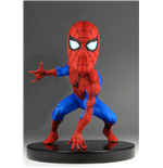 Marvel Classic Extreme Head Knocker Wackelkopf-Figur Spider-Man 13 cm