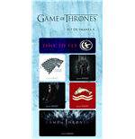 Game of Thrones Magnete Set A