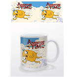 Tasse Adventure Time Tasse - Jake & Finn Flying