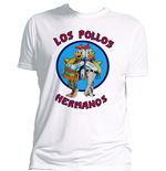 T-Shirt Breaking Bad - Los Pollos