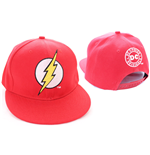 The Flash Baseball Cap Logo rot