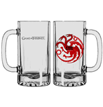 Bierglas Game of Thrones - Targaryen