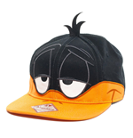 Looney Tunes Snap Back Hip Hop Cap Daffy Big Face