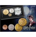 Harry Potter Replika - The Gringotts Bank Münz Sammlung