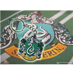 Schlüsselring Harry Potter - Slytherin Wappen