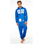Doctor Who Overall - Tardis