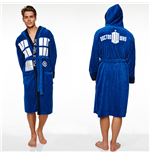 Doctor Who Fleece-Bademantel Tardis