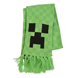 Minecraft Schal Creeper