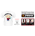 T-Shirt Family Guy - Ladies Man