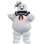 Ghostbusters Spardose Stay Puft Marshmallow Man 20 cm