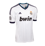 Trikot 2012-13 Real Madrid Adidas Home UCL