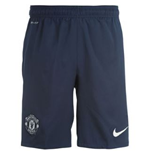 Shorts Manchester United FC Away Nike 2013-14 für Kinder