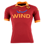 T-Shirt AS Roma 2012-13 Home Kappa