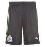 Shorts Newcastle United  2012-13 3rd Puma