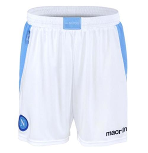 Shorts Neapel 2012-2013 Home (Weiss)