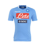 T-Shirt Napoli 2013-14 Home Authentic